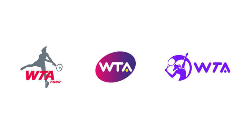 WTA launches new logo design. Good move but is it a game winner?